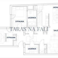 Апартаменты Taras Na Fali Apartments Сопот с домашними животными