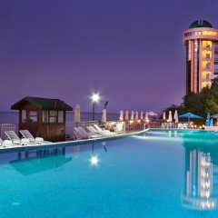 Hotel Paradise Beach - All Inclusive бассейн