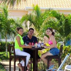 Отель Trujillo Beach Eco-Resort детские мероприятия