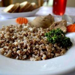 Гостиница Trembita Украина, Хуст - отзывы, цены и фото номеров - забронировать гостиницу Trembita онлайн питание фото 2