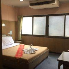 Green Hotel Бангкок комната для гостей фото 4