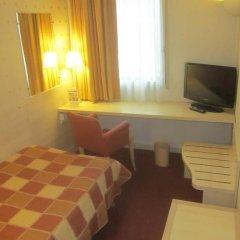 Отель Hôtel Athena Part-Dieu комната для гостей фото 4