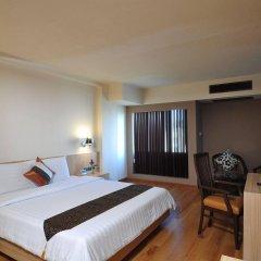 Отель Euro Grande Бангкок комната для гостей фото 3