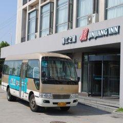 Отель Jinjiang Inn Pudong Airport II Китай, Шанхай - отзывы, цены и фото номеров - забронировать отель Jinjiang Inn Pudong Airport II онлайн городской автобус