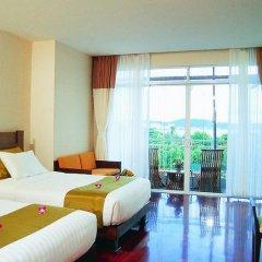 Pattaya Discovery Beach Hotel комната для гостей
