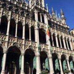 Отель Sgt.Pepper's BnB Бельгия, Брюссель - отзывы, цены и фото номеров - забронировать отель Sgt.Pepper's BnB онлайн приотельная территория