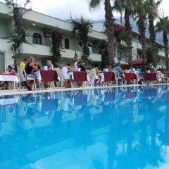 Tal Hotel - All Inclusive бассейн