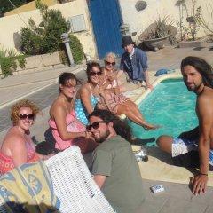 Los Amigos Hostel бассейн фото 2
