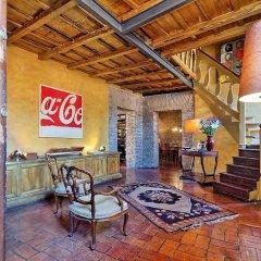 Отель Trastevere Large Apartment With Terrace Италия, Рим - отзывы, цены и фото номеров - забронировать отель Trastevere Large Apartment With Terrace онлайн комната для гостей фото 2