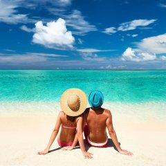 Отель Now Emerald Cancun (ex.Grand Oasis Sens) Мексика, Канкун - отзывы, цены и фото номеров - забронировать отель Now Emerald Cancun (ex.Grand Oasis Sens) онлайн пляж фото 2