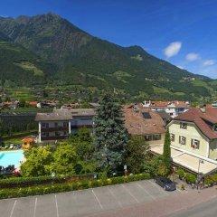Отель Albergo al Cervo - Gasthof zum Hirschen Лагундо