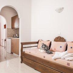 Отель Villa Voula Греция, Остров Санторини - отзывы, цены и фото номеров - забронировать отель Villa Voula онлайн комната для гостей фото 4