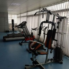 Guangzhou Pengda Hotel фитнесс-зал фото 4