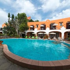 Hotel Aragonese бассейн фото 2