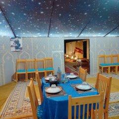 Отель Sahara Royal Camp Марокко, Мерзуга - отзывы, цены и фото номеров - забронировать отель Sahara Royal Camp онлайн питание фото 3