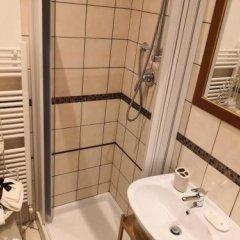 Отель B&B SeleneBeach Джардини Наксос ванная