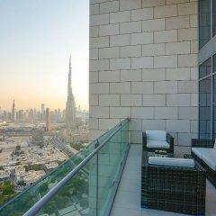 Отель Kennedy Towers Burj Daman балкон