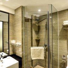 Отель Dunhe Apartment Китай, Гуанчжоу - отзывы, цены и фото номеров - забронировать отель Dunhe Apartment онлайн комната для гостей фото 4