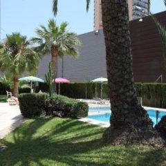 Отель La Caseta Испания, Бенидорм - отзывы, цены и фото номеров - забронировать отель La Caseta онлайн бассейн фото 2