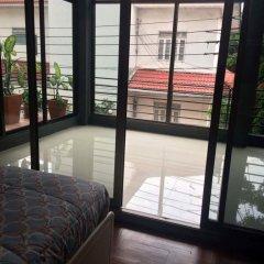 Отель Nineplace Ekamai-Prakanong Бангкок балкон