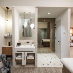 Отель Pontsteiger Нидерланды, Амстердам - отзывы, цены и фото номеров - забронировать отель Pontsteiger онлайн ванная фото 2
