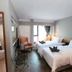 Отель Siamese Studio Таиланд, Бангкок - отзывы, цены и фото номеров - забронировать отель Siamese Studio онлайн комната для гостей фото 4