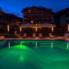 Hotel Posta Форни-ди-Сопра бассейн фото 2