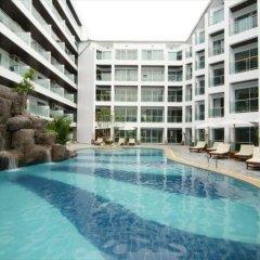 Отель Dragon Beach Resort бассейн фото 2