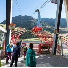 Glacier Hotel Grawand Сеналес детские мероприятия