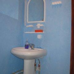 Хостел на Залесской ванная