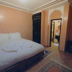 Отель Riad Kasbah Марокко, Марракеш - отзывы, цены и фото номеров - забронировать отель Riad Kasbah онлайн комната для гостей фото 4