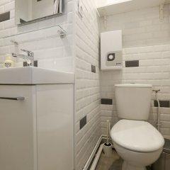 Отель Renovated Studio for 2 Франция, Париж - отзывы, цены и фото номеров - забронировать отель Renovated Studio for 2 онлайн ванная