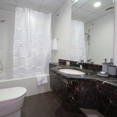 Отель Piks Key - Burj Al Nujoom Дубай ванная фото 2