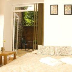 Отель Notting Hill Garden Studios Великобритания, Лондон - отзывы, цены и фото номеров - забронировать отель Notting Hill Garden Studios онлайн комната для гостей