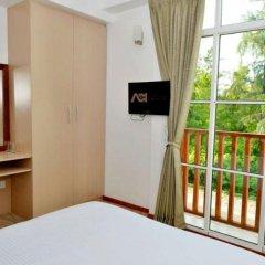 Отель Airport Comfort Inn Maldives Мале удобства в номере