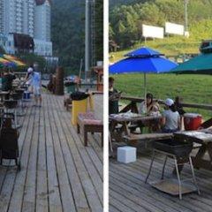 Отель Yongpyong Resort Dragon Valley Hotel Южная Корея, Пхёнчан - отзывы, цены и фото номеров - забронировать отель Yongpyong Resort Dragon Valley Hotel онлайн пляж фото 2