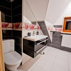 Отель Salamandra Косцелиско ванная фото 2