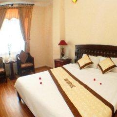 Hung Vuong Hotel комната для гостей фото 2