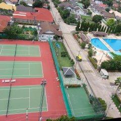 Отель Jomtien Condotel - 9279 by Axiom спортивное сооружение