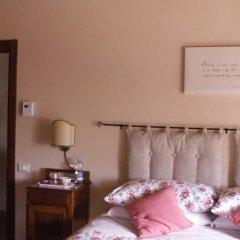 Отель B&B Il Casone Монтелупоне комната для гостей