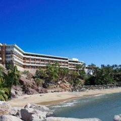 Отель Faro Mazatlan Beach Resort пляж фото 2