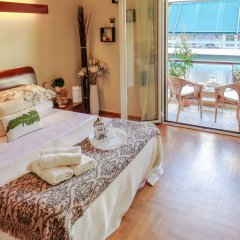 Отель Stunning Residence With Acropolis View Афины комната для гостей фото 3