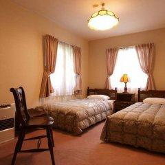Отель Bed and Breakfast Lodge Hakuba Zion Хакуба комната для гостей