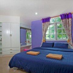 Отель Jomtien Paradise Villa комната для гостей фото 3