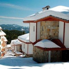 Отель Villas & SPA at Pamporovo Village Пампорово сауна