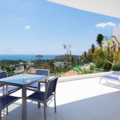 Отель The View Phuket пляж