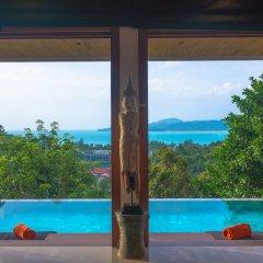 Отель Villa Malisa Камала Бич бассейн фото 3