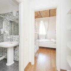 Отель Flatinrome - Termini Италия, Рим - отзывы, цены и фото номеров - забронировать отель Flatinrome - Termini онлайн ванная фото 2