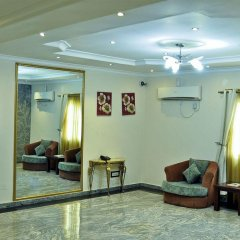 Апартаменты AES Luxury Apartments интерьер отеля