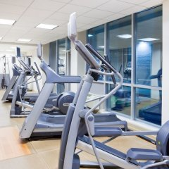 Отель Crowne Plaza Bloomington Msp Airport / Moa Блумингтон фитнесс-зал фото 4
